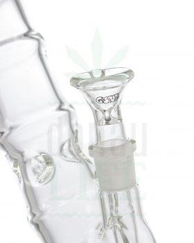 aus Glas G-SPOT Eisbong 'Der Eismann' | 40 cm