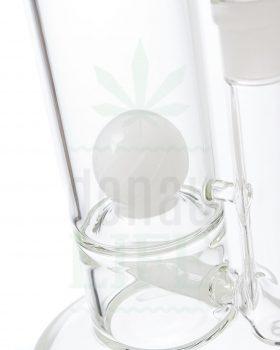 Bong Shop GRACE GLASS Labz Series 'White Ball' | 40 cm