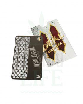 Grinder V SYNDICATE Grinder Card 'Dual Grinder' 2x | Kreditkarten Format