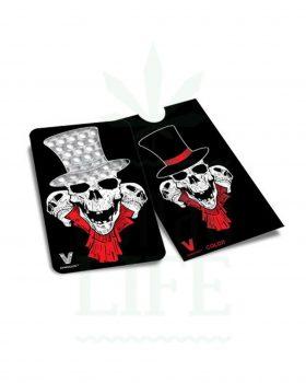 Grinder V SYNDICATE Grinder Card 'Skull Zylinder' | Kreditkarten Format