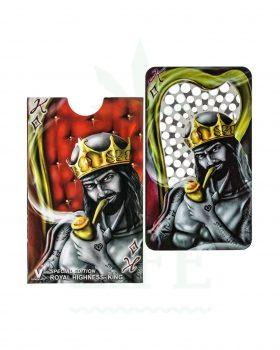 Grinder V SYNDICATE Grinder Card 'Smoke King' | Kreditkarten Format