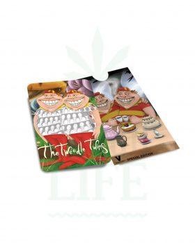 Grinder V SYNDICATE Grinder Card 'Tweedls Twins' | Kreditkarten Format