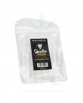 Rosin Pressen QNUBU Rosin Press Bags | 11×11 cm