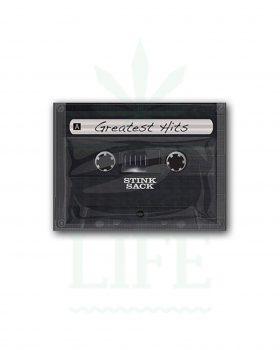 Aufbewahrung STINKSACK Kasetten Baggie 'Greatest Hits' | 3g