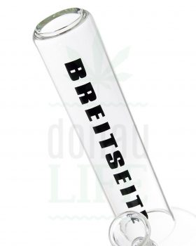 aus Glas BREIT Beakerbong 'Big Ball' | 40 cm