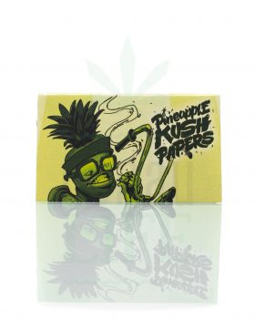 aus Reis PINAPPLE KUSH PAPERS Stickie Double | 100 Blatt