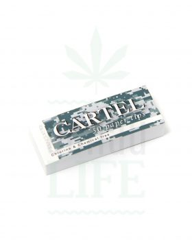 Beliebte Marken CARTEL Filter Tips Original | 50 Blatt
