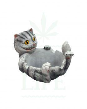 Aschenbecher Aschenbecher 'grinsende Katze'