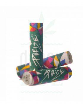 Aktivkohlefilter PURIZE® Regular Aktivkohlefilter 100 Stück Color