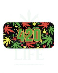 420 Rasta leafs