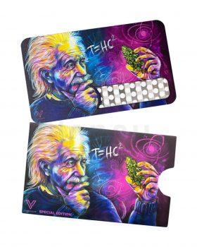 Grinder V SYNDICATE Grinder Card 'Einstein T=HC²' | Kreditkarten Format