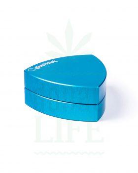 Headshop GLEICHDICK Aluminium Grinder 2-teilig | Ø 42 mm