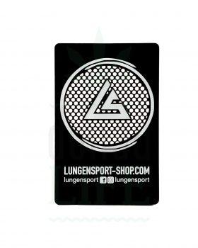 Grinder LUNGENSPORT Grinder Card 'Circle' | Kreditkarten Format