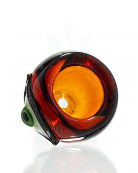 14,5 mm BLACK LEAF Flutschkopf 'Das rote Auge' | 14,5/18,8 mm