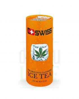 Munchies C+SWISS Cannabis Eistee | 250ml