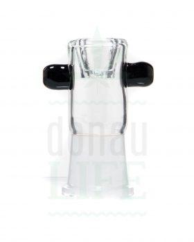 nach Hersteller GRACE GLASS Siebkopf 'Black Hat' weiblich | 18,8 mm
