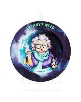 Aschenbecher GRANNY´S WEED Aschenbecher | 'In granny we trust'