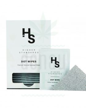 Reinigung HIGHER STANDARDS Dot Wipes | 30 Stück