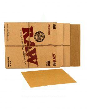 Beliebte Marken RAW Parchment Papers | 8 cm x 8 cm