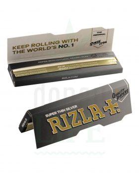 Beliebte Marken RIZLA+ KSS Papers 'Super thin silver' | 32 Blatt