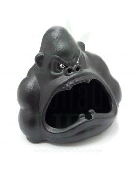 Aschenbecher Keramik Aschenbecher 'Gorilla' | Ø 14 cm