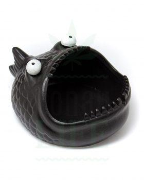 Aschenbecher Keramik Aschenbecher 'Kugelfisch'   Ø 14 cm