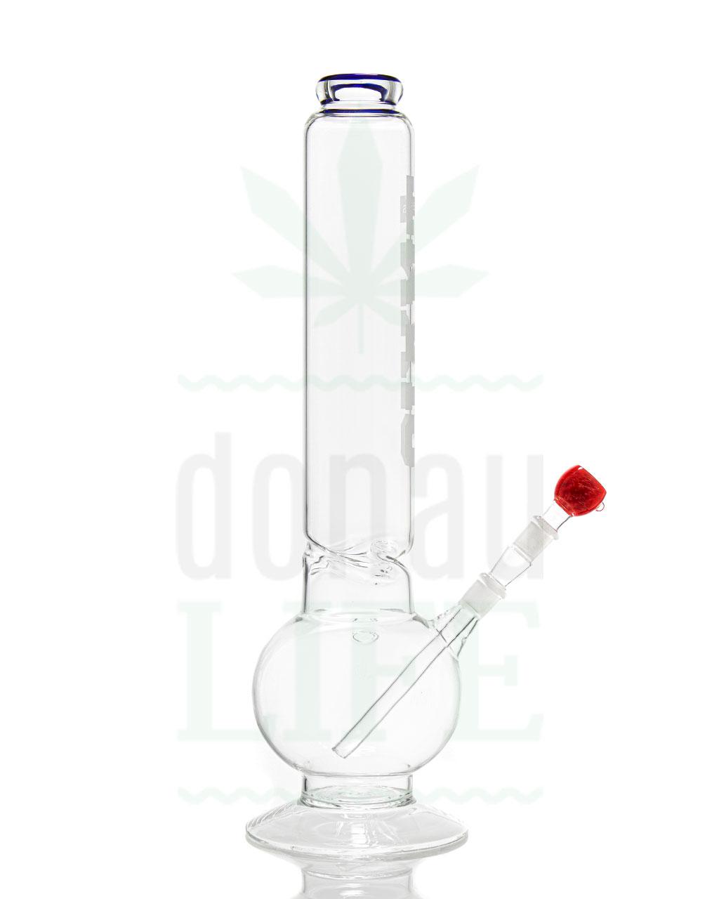 aus Glas GIANT Glasbong 'Fassmann' | 51 cm