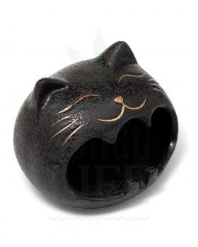 Aschenbecher Keramik Aschenbecher 'Fat Cat' | Ø 14 cm