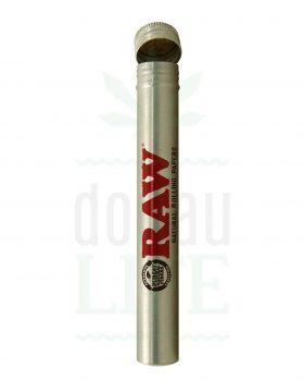 Aufbewahrung RAW Papers Aluminium Tube | silber