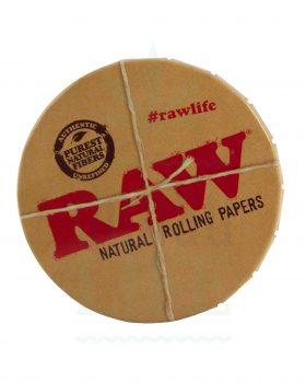 Aufbewahrung RAW Papers Metallbox 'Pop' | Ø 51mm