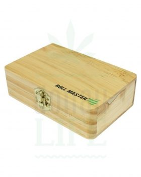 Aufbewahrung ROLLMASTER Holzbox | S-L