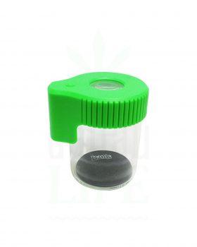 Aufbewahrung DANK420 Focus Jar mit LED und Lupe | 10 g