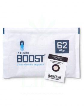 Aufbewahrung INTEGRA BOOST Humidity Control 62%