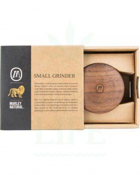 4-teilig MARLEY NATURAL Premium Grinder Wallnuss