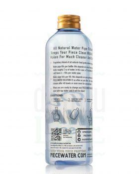 Beliebte Marken PIECE WATER Bong Wasser | 355 ml