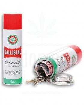 Aufbewahrung PLASTIC FANTASTIC Versteckdose Ballistol