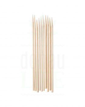 Beliebte Marken PURPLE ROSE Bambus Sticks 10 Stück | 11 cm