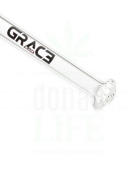 18,8 mm GRACE GLASS Diffusor Chillum 'Slitter' 15 cm | 29,2>18,8mm