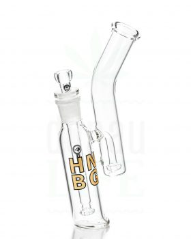 aus Glas HEISENBERG Bubbler 'Double Bubble' | 29 cm