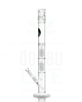 aus Glas HEISENBERG 'Puncher Illusion' mit Doppelperc | 60 cm