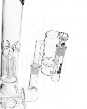 18,8 mm HEISENBERG Vorkühler 'Clearcutter' mit Diffusor-Scheibe | 18.8 mm