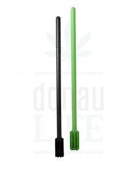 Pfeifenputzer Bongbürste aus Silikon Ø 40mm | 60 cm