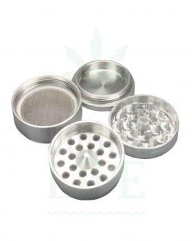 4-teilig Aluminium Grinder 4-teilig | Ø 49, 63 mm