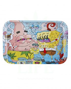 aus Metall DUNKEES Rolling Tray | 'Wax Dreams'