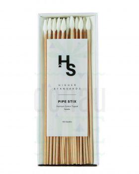 Pfeifenputzer HIGHER STANDARDS Reinigungs Sticks 'Pipe Stix' | 60 Stück