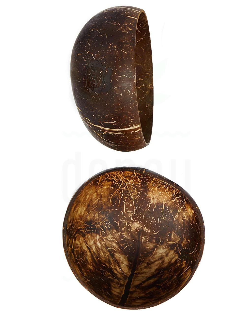 Aschenbecher GRANNY´S WEED Kokosnussschale